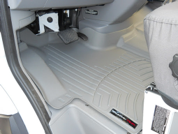 weathertech floor liner for Sprinter cargo van driver side