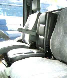 3rd man seat in 2002-2006 Sprinter
