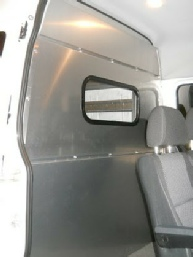 Sprinter midship partition